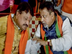 Kailash Vijayvargiya Hit Several Leaders From Tmc Are Contact With Him