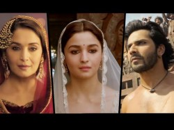 Kalank Teaser Released Madhuri Varun Alia Catches Attention