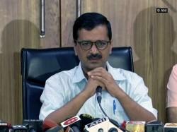 Arvind Kejriwal Alleges Secret Understanding Between Congress Bjp Delhi