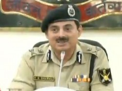 Controversy Over Appointment Of Kk Sharma As Special Central Police Observer West Bengal