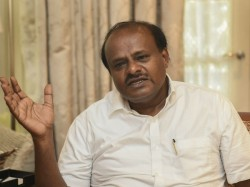 Hd Kumaraswamy Slams Pm Modi On It Raid At Karnataka Minister S Home