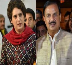 Union Minister Mahesh Sharma Calls Priyanka Gandhi Pappu Ki Pappi