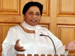 Bsp Chief Mayawati Will Not Contest The Lok Sabha Elections