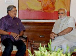 Narendra Modi Expresses Deep Condolence Passing Away Monohar Parrikar