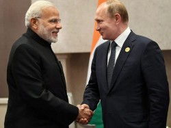 President Vladimir Putin Telephones Pm Modi Offers Counter Terror Support
