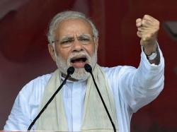Its Been A Month And Pakistan Is Still Counting Bodies Says Modi