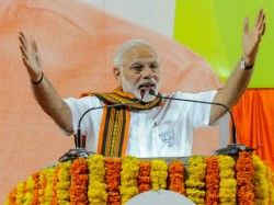 Narendra Modi Does Question Political Leaders Whose Voice Pakistan