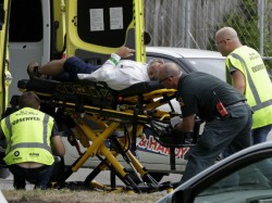 Dead New Zealand Mosque Shooting 4 Detained Including Woman