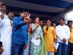 Tmc Candidate From Basirhat Was Sundarban Party Canpaign