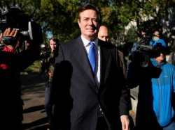 Donald Trump S 2016 Election Campaigner Paul Manafort Sentenced To 47 Months In Prison