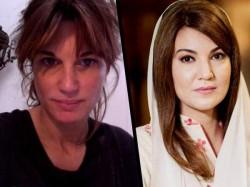Pm Imran Khan S Former Wives Praise Him Releasing Iaf Commander Abhinandan