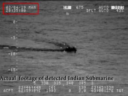 Pakistan Navy Claims They Have Foiled The Penetration Indian Submarine