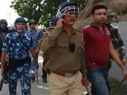 Police Tries Arrest Person Whose Daughter Is Raped Faced Agitation By Villagers In Raigunj