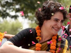 After Ganga Yatra Priyanka Gandhi Launch Campaign Bjp S Temple Turf Ayodhya
