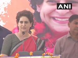Priyanka Gandhi Attacks Modi Over Varanasi Constituency