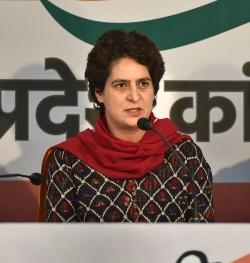 Asked To Contest From Rae Bareli Priyanka Gandhi Quips Why Not Varanasi