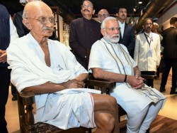 Mahatma Gandhi Wanted The Congress Disbanded Especially After 1947 Says Pm Modi Blog