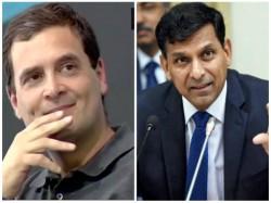 Raghuram Rajan Says Rahul Gandhi S Nyay Scheme Workable