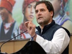Enough Proof Now Prosecute Pm Modi Says Rahul Gandhi As Govt Cites Stolen Rafale Files Sc
