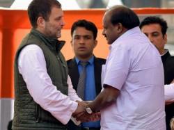 Congress Jd S Agree On Seat Sharing Deal Lok Sabha Elections In Karnataka