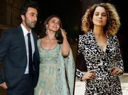 Kangana Ranaut Launches Fresh Attack On Alia Bhatt And Ranbir Kapoor