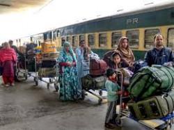Samjhauta Express Services Restored Train Run From India On Monday