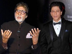 Amitabh Bachchan Complains That Shah Rukh Khan Rejected His Favorite Poster