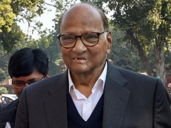 Ncp Chief Sharad Pawar Not Contest Lok Sabha Elections