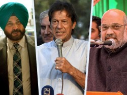 Sidhau Praises Imran Amit Shah Asked Not Belive Pak Primeminister