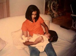 Sonam Cradling Baby Janhavi Pic Goes Viral