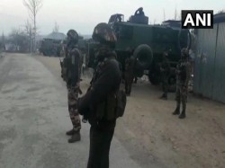 Three Terrorist Killed In Encounter With Security Forces In Shopian