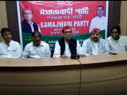 Samajwadi Party Decides Not Give Candidate West Bengal Lok Sabha