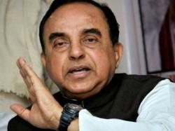 I Cannot Be Chowkidar Because I Am Brahmin Says Bjp Mp Subramanian Swamy