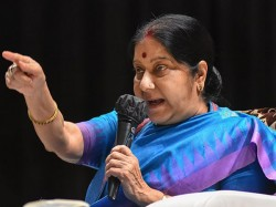 Sushma Swaraj Address Plenary Session Oic Uae Today Likely To Raise Terror Issue