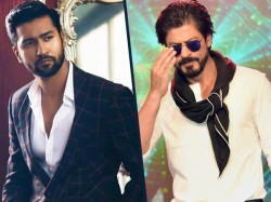 Vicky Kaushal Recalls An Incident Of Hiding Behind Curtain At Shah Rukh Khan S House