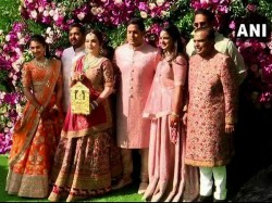Akash Ambani Weds Shloka Mehta Today From Sachin Sundar Pichai See List