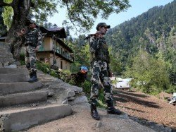 An Army Jawan Mohammed Yaseen Allegedly Kidnapped Terrorists In Kashmir