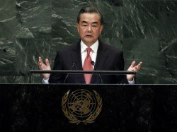 China Defends Stand On Masood Azhar At Un What They Says
