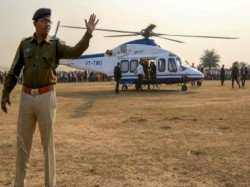 Lok Sabha Elections 2019 Planes Choppers Booked Poll Campaign