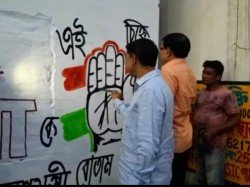 Congress Is Active Roygunj Support Dipa Dasmunsi After Breaking Alliance