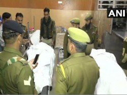 Crpf Personnel Shot Dead Colleague Jammu Kashmir S Udhampur
