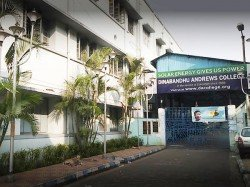 Controversy Over Dress Dinabandhu Andrews College Garia