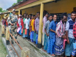 Won T Withdraw Central Forces Deployed Assam Nrc Work Center Tells Sc