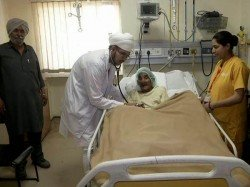 Doctor Successfully Transplanted Pace Maker The Body 118 Years Old Lady