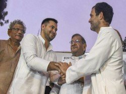 Congress Rjd Others 4 Parties Do Seat Sharing Bihar Lok Sabha Election