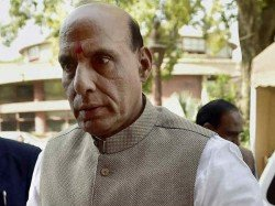 Mobile Phones Were Active At Jaish Camp Were These Used Trees Rajnath Singh Slam S Congress