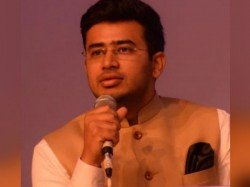 Tejasvi Surya Is Bjp S Choice From Bangalore South