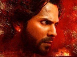 Kalank First Poster Varun Dhawan Plays The Fearless Zafar Alia Bhatt Sonakshi Sinha Share Pics