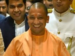 There Will Be Mahatufan Under Modi S Leadership Uttar Pradesh Says Yogi Adityanath