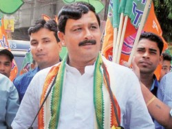 Bjp Candidate Rahul Sinha Claimed West Bengal Should Be Declared Trouble State